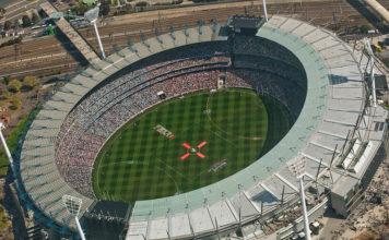 Melbourne Cricket Ground Australien