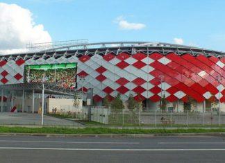 Confed Cup 2017 Otkrytije Arena