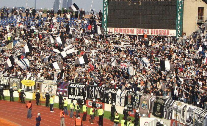 Partian Belgrad Fans