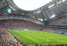 Stade velodrom marseille frankreich deutschland