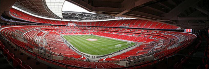 Wembley Stadion Panorama