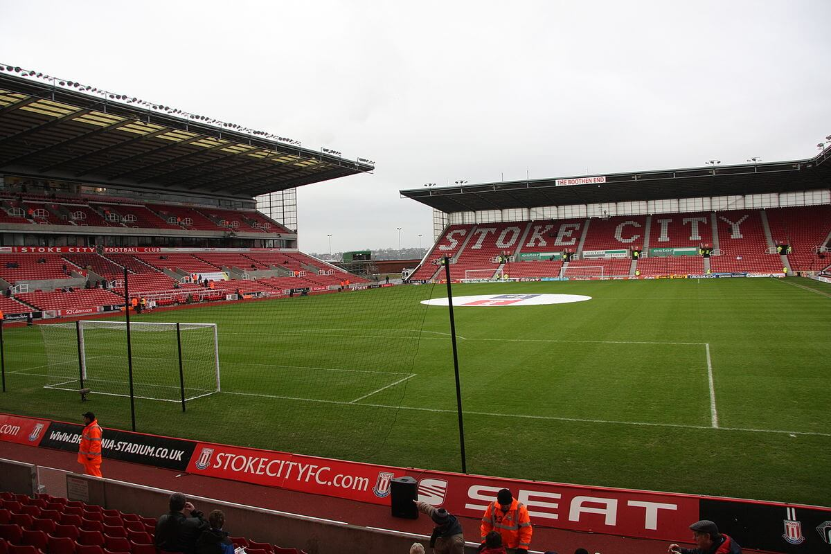 bet365 Stadium, Arena von Stoke City