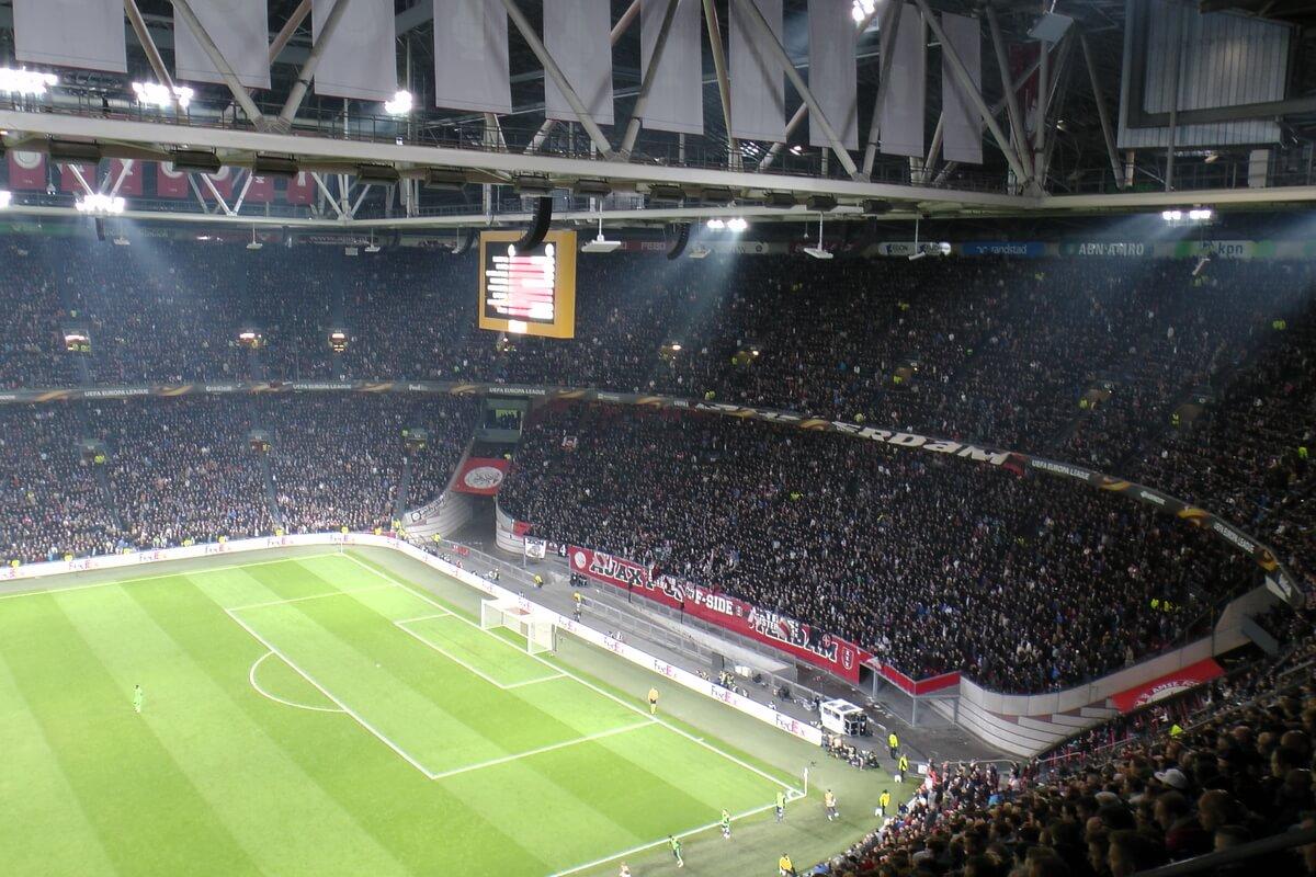 Ajax Tribüne