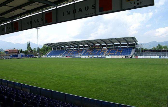 Cashpoint-Arena SCR Altach