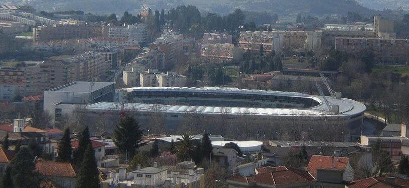 Estádio Dom Afonso Henriques - Vitória Guimaraes