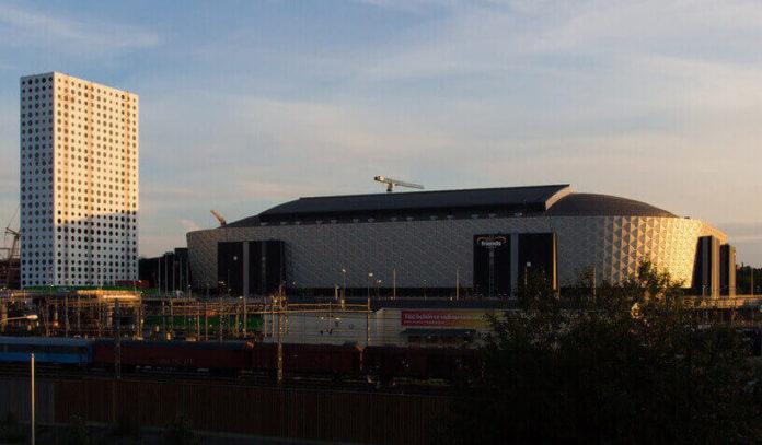 Friends Arena, Stadion von AIK Solna