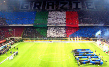 Giuseppe-Meazza-Stadion, Inter Mailand Curva Nord