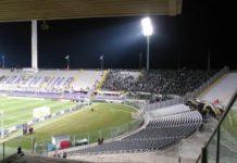 Gladbacher in Florenz, Stadio Artemio Franchi