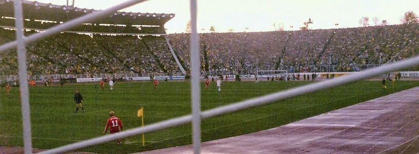 HSV Europapokal Geschichte 1981 Stadion
