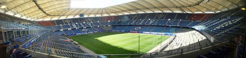 HSV Europapokal Geschichte 2010 Stadion