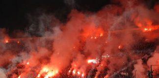 Pyro - Fußball Fankultur