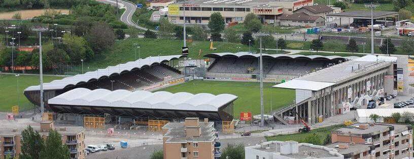 Stade de Tourbillon FC Sion
