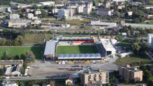 Stade de Tourbillon Ferne - FC Sion