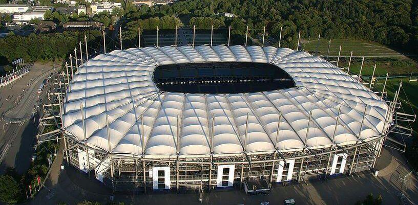 Volksparkstadion, HSV im Europapokal