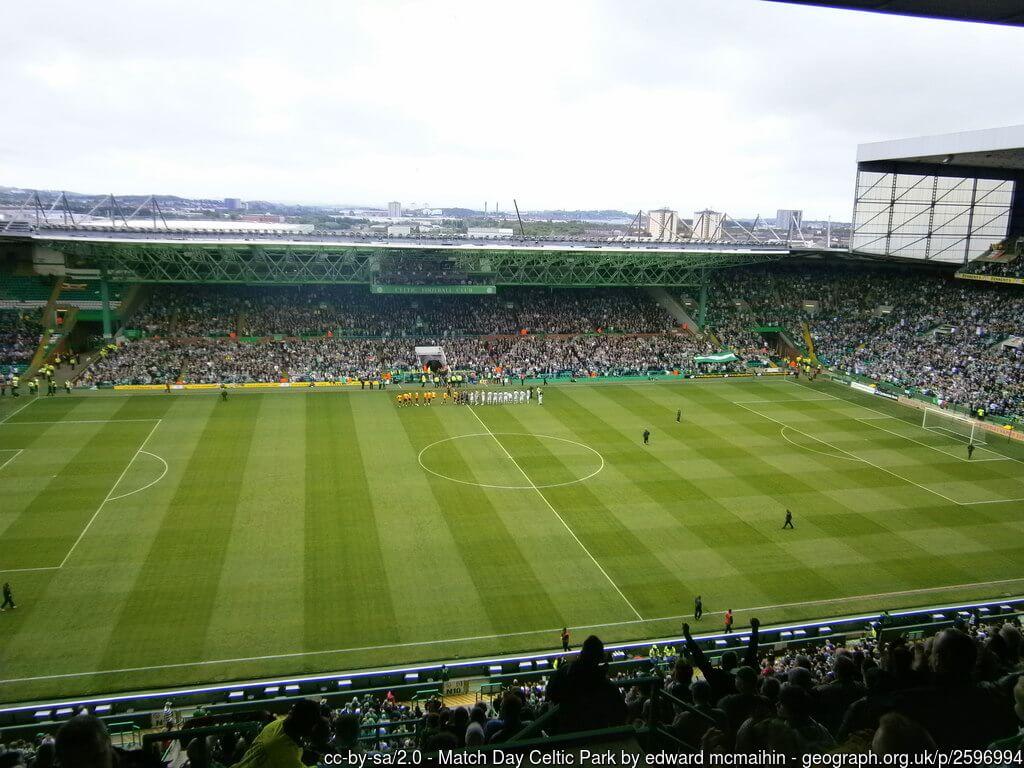stadion celtic glasgow
