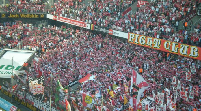 Fans 1. FC Köln