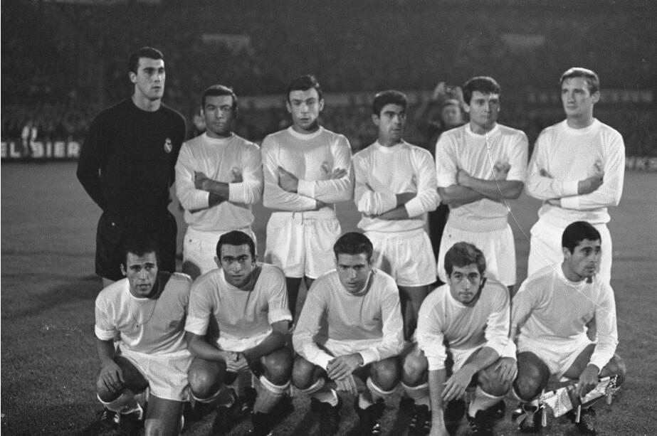 Real Madrid Kaiserslautern 1982