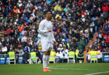 Cristiano Ronaldo, Real vs Atletico