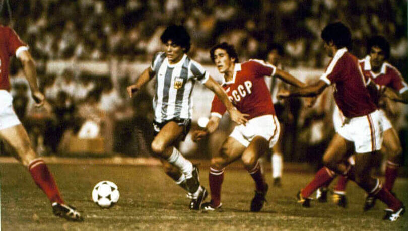 Diego Armando Maradona, 1979 U-20 WM