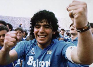 Diego Armando Maradona, 1987 Neapel