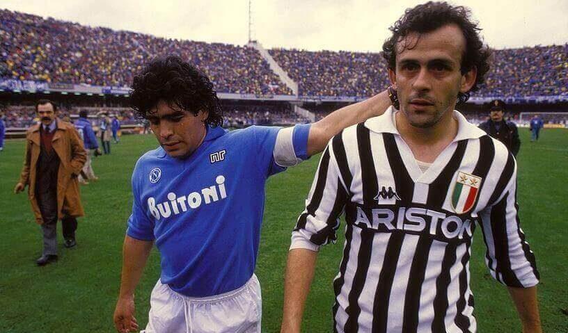 Diego Armando Maradona, SSC Neapel