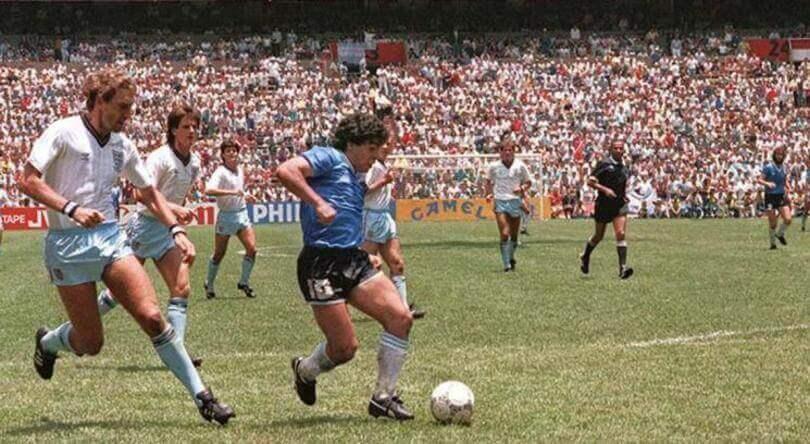Diego Armando Maradona, Tor des Jahrhunderts