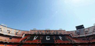 Estadio Mestalla Tribüne, FC Valencia