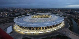 Londoner Olympiastadion 2015, West Ham United