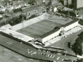 St. James Park, ältesten Fußballstadien der Welt