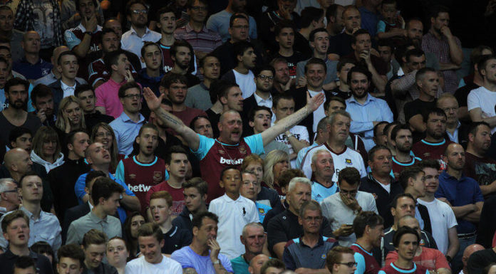 West Ham Fans, Londoner Olympiastadion