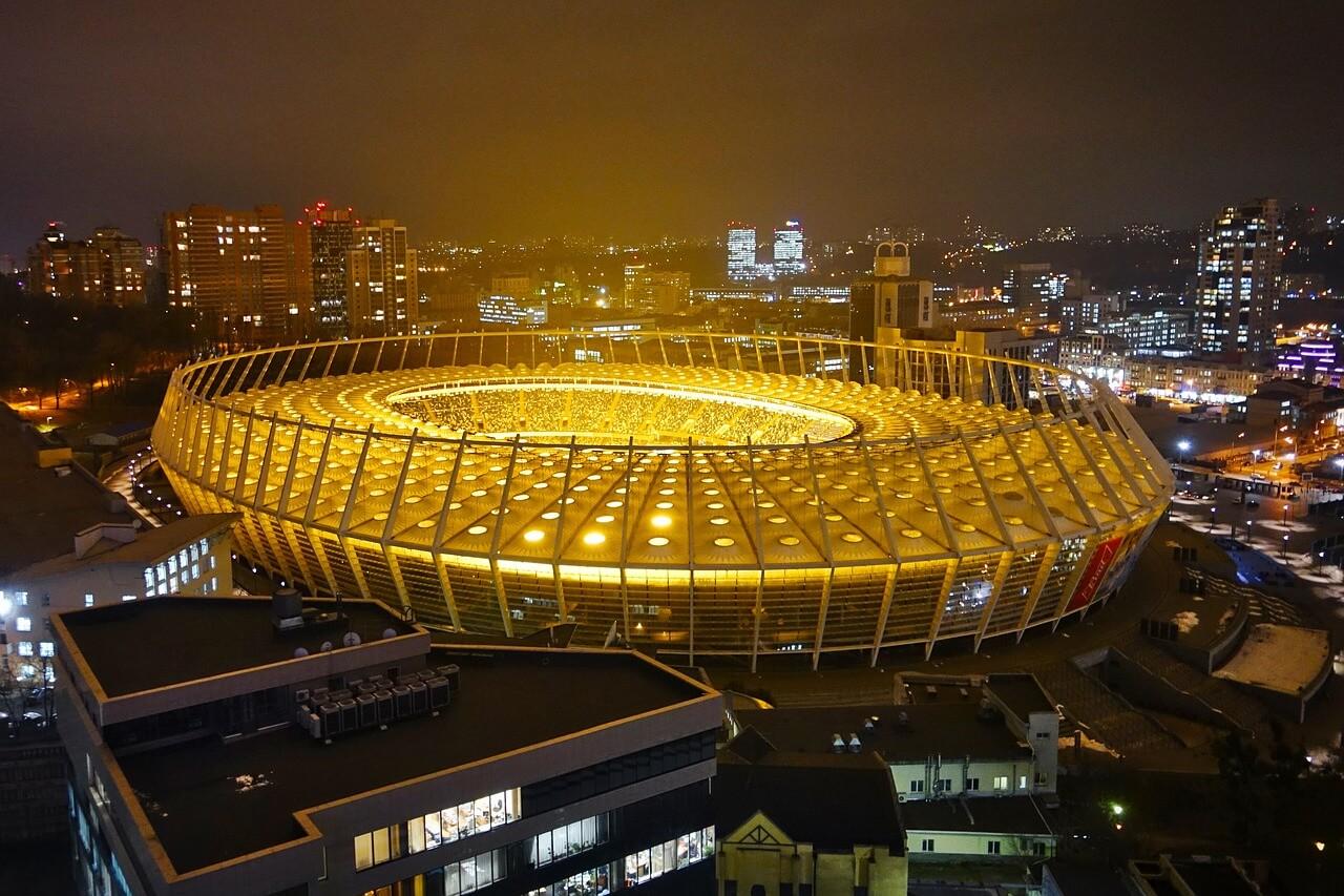 Champions-League-Finale 2018 Kiew Stadion