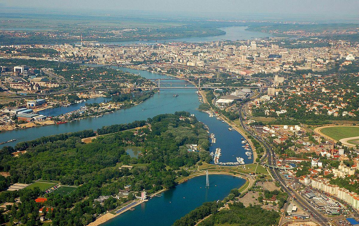 Belgrade Donau