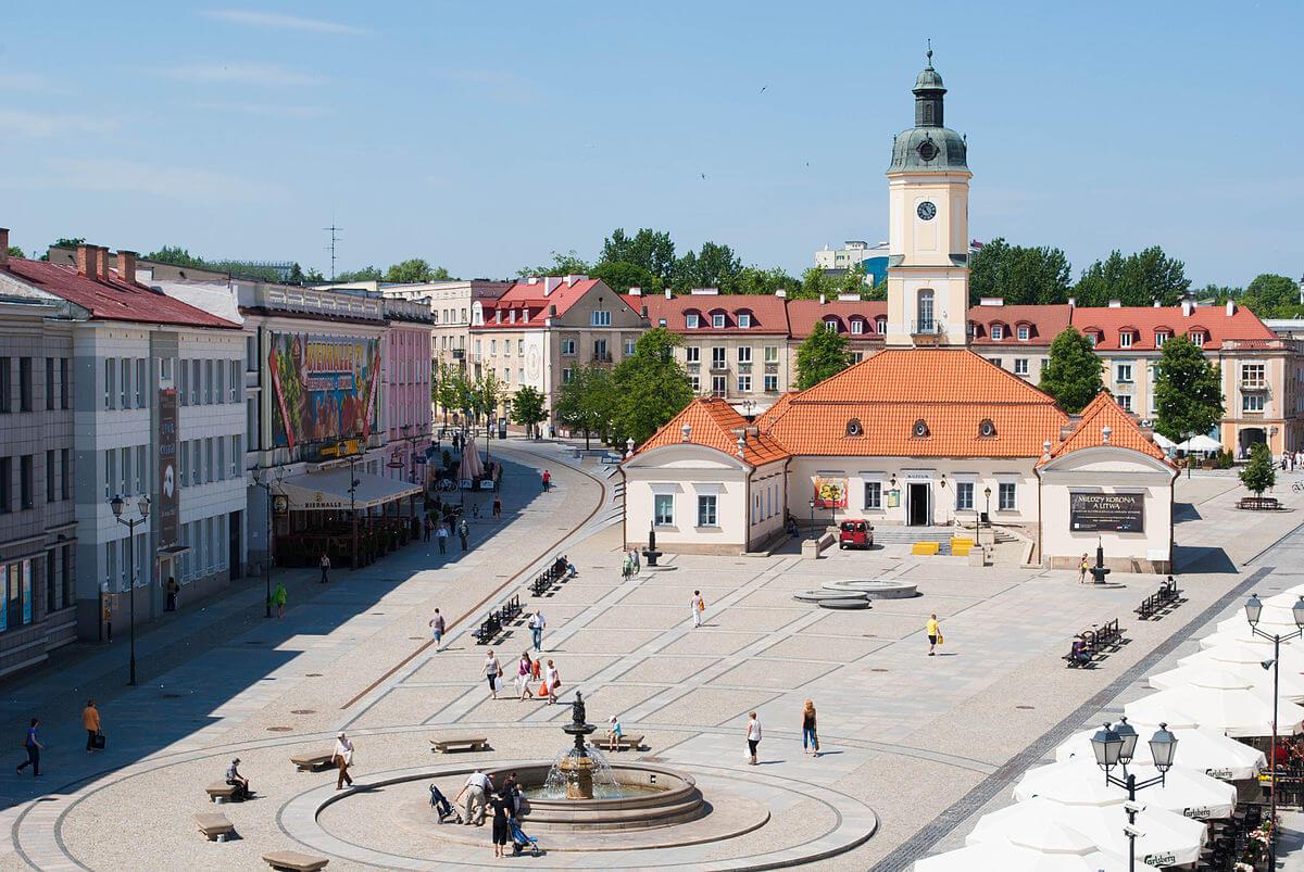 Marktplatz Białystok
