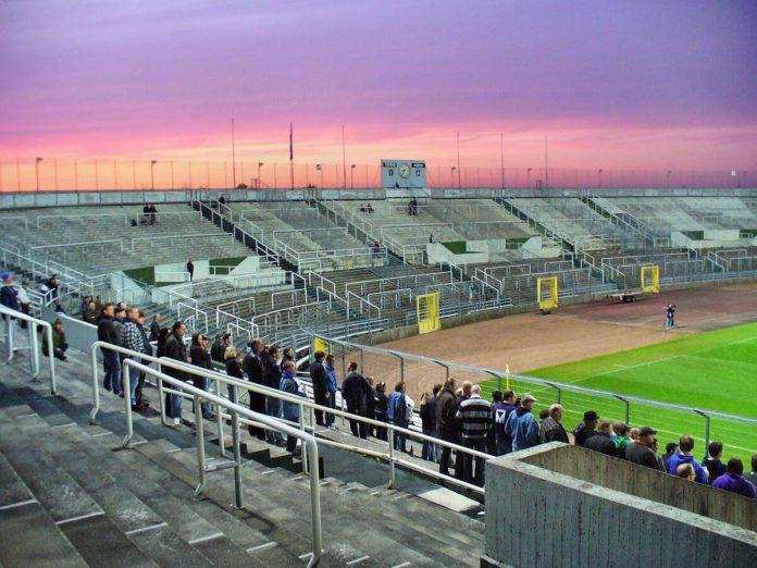 Stadion an der Grünwalderstraße 1860 München