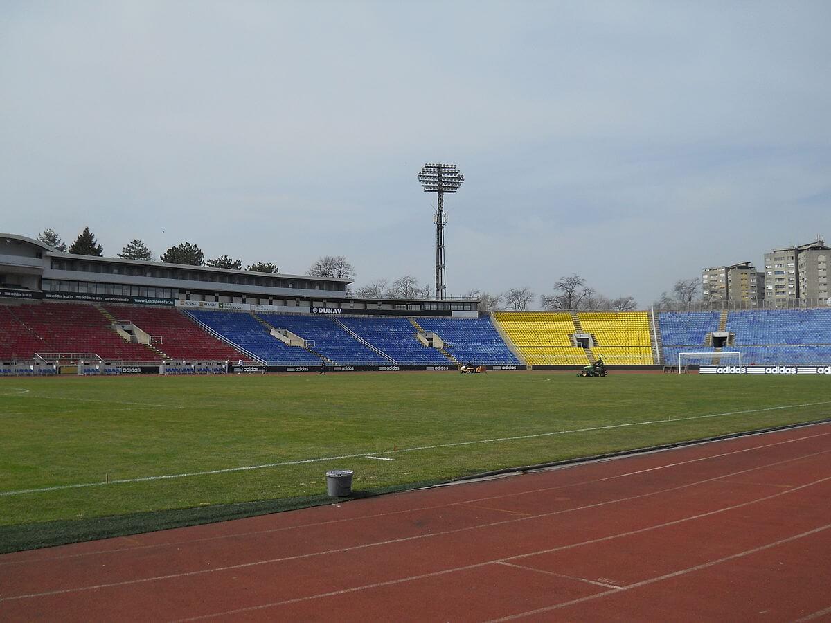 Stadion Partizana Belgrad