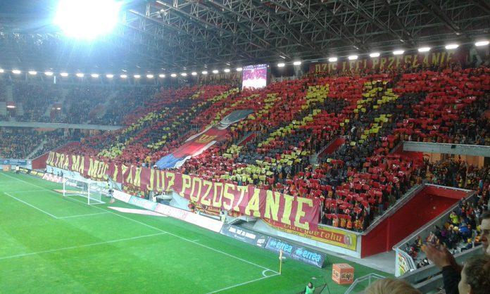 Stadion Miejski von Jagiellonia Bialystok