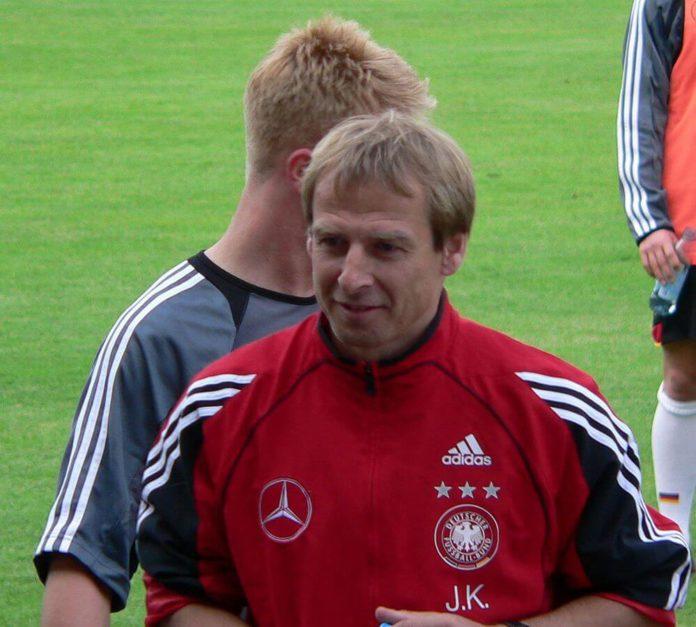 Jürgen Klinsmann UEFA-Cup
