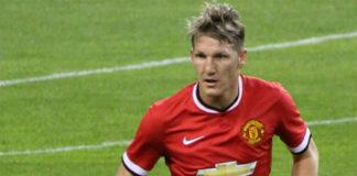 Bastian_Schweinsteiger Champions League Debüt