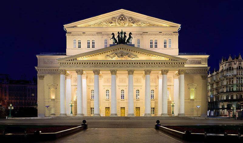 Bolschoi-Theater Moskau