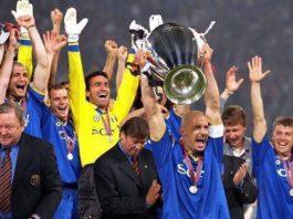 Champions-League-Gewinner, Juventus 95-96
