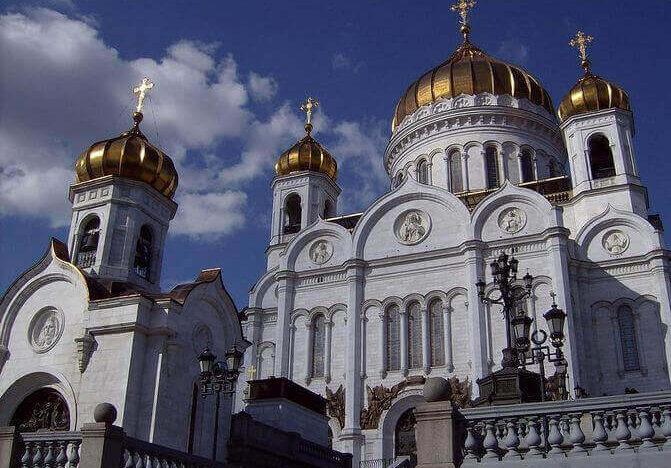 Christ-Erlöser-Kathedrale, Spartak Moskau