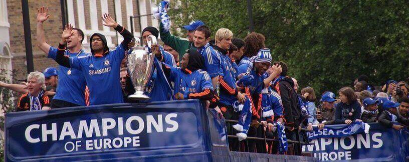 Didier Drogba, Champions-League-Sieger