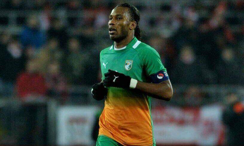Didier Drogba, Elfenbeinküste