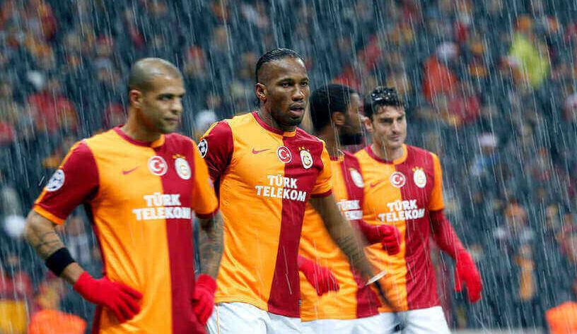 Didier Drogba, Galatasaray Istanbul