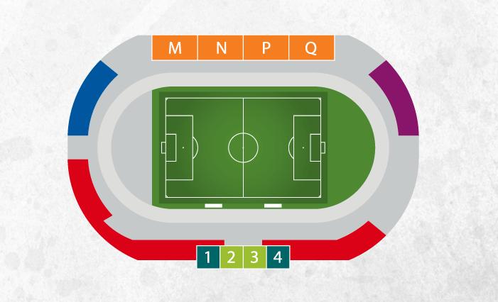 FC Lugano, Stadio di Cornaredo Plan