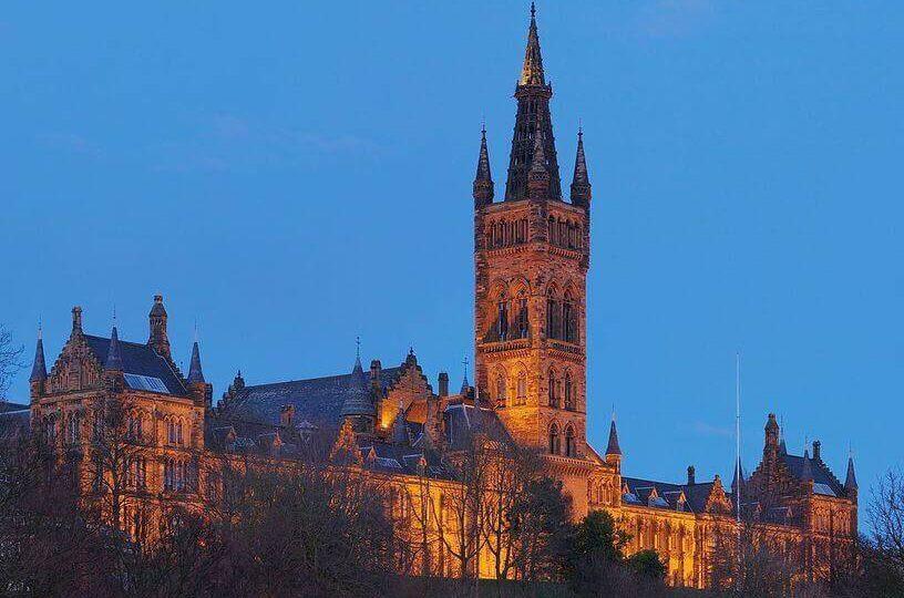 Glasgow Rangers, Trip Universität von Glasgow