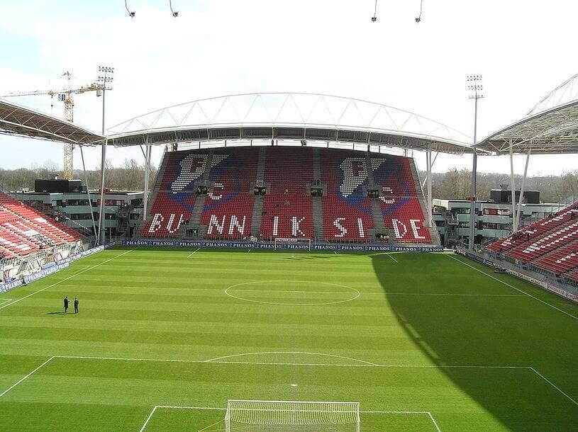 Heimblock FC Utrecht, Stadion Galgenwaard