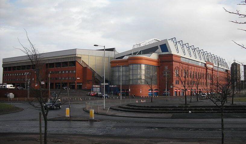 Ibrox Stadium, Glasgow Rangers