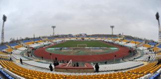 Sorja Luhansk, Luhansk Avanhard Stadion