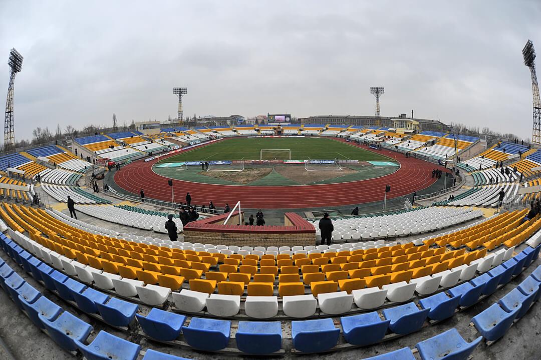 SLuhansk Avanhard Stadion